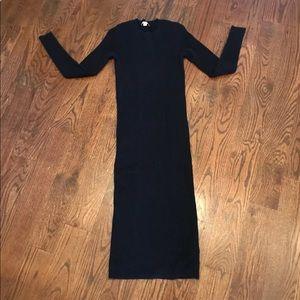 Gap Maternity Navy Blue Dress XS